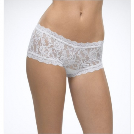 HANKY PANKY COULOTTE IN PIZZO BIANCO INTIMO E PIGIAMI DONNA