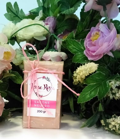 TERRAE ROSEA AROMATIBUS. NATURAL, VEGETABLE, PERFUMED SOAP, MYRRA g. 200 COSMETICI & MAKE-UP NATURALI PROFESSIONALI